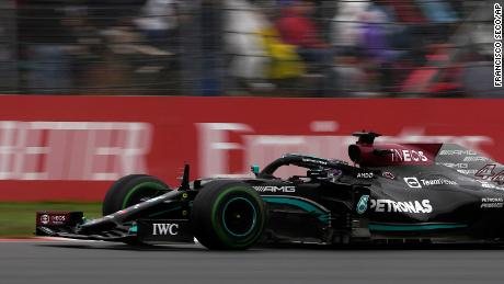 Hamilton was unhappy with his team's racing strategy in the closing stages of the Turkish Grand Prix.