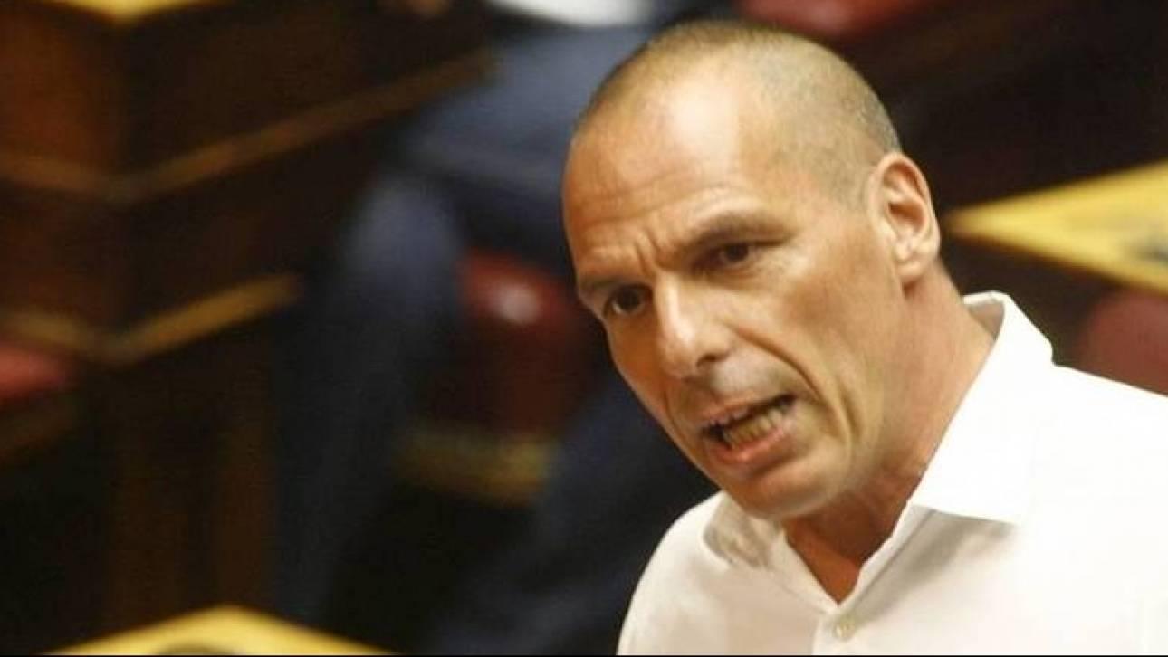 «Ζητήστε συγγνώμη και παραιτηθείτε». Ο Γιάνης Βαρουφάκης καταπέλτης κατά του ΔΝΤ