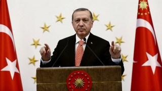 Ερντογάν: Ελπίζω η εκεχειρία στη Συρία να είναι μόνιμη