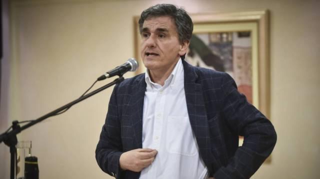 Τσακαλώτος: Έρχονται μέτρα για το ταλαιπωρημένο κομμάτι της κοινωνίας