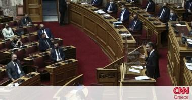 Πρόταση μομφής: Η «ακτινογραφία» της σύγκρουσης στη Βουλή – Ποια «μέτωπα» άνοιξαν