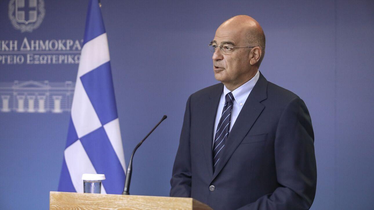 Δένδιας: Η Τουρκία δεν γίνεται στόχος της ελληνοαμερικανικής αμυντικής συμφωνίας