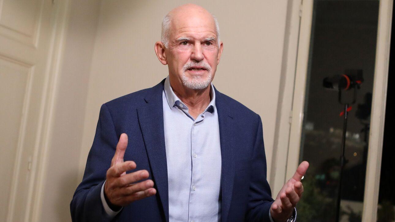 Ανακοίνωσε την υποψηφιότητά του για την προεδρία του ΚΙΝΑΛ ο ΓΑΠ