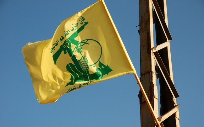 terror flags waved openly