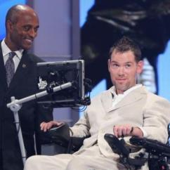 Wheelchair Motor Revolving Chair Adjustment Microsoft Develops Eye-controlled