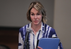 U.S. Ambassador to the United Nations Kelly Craft.  (Photo by EuropaNewswire /Gado/Getty Images)
