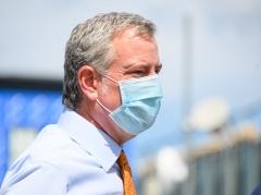 New York City Mayor Bill de Blasio (Photo by Noam Galai/Getty Images)