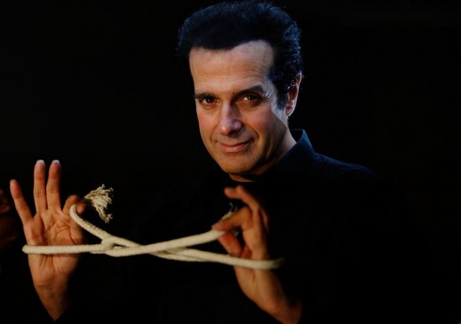 David Copperfield - Billionaire Magician