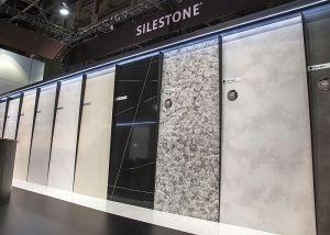 Cosentino, Cosentino at Kbis, Daniel Germani, Dekton, Dekton Slim, KBIS, kitchen countertops, Kitchens, Las Vegas, Poliform, quartz surfaces, Silestone