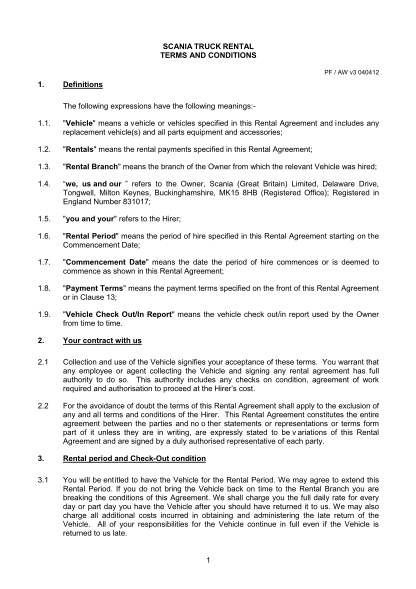 This lease contract is entered into between: 24 Trailer Rental Contract Page 2 Free To Edit Download Print Cocodoc