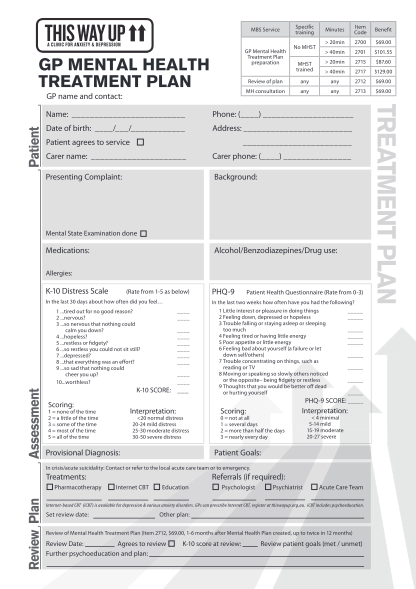 Whether you're in perfect health or searching for catastrophic coverage, the best health plans in new york have you covered. 80 Treatment Plan Template Word Page 3 Free To Edit Download Print Cocodoc