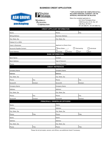 Applicant's credit reports, to third parties with which company name shares credit information. 46 Customer Credit Application Form And Agreement Page 3 Free To Edit Download Print Cocodoc