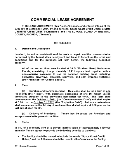 In this setup, a standard office space would allow for client consultations, meetings, and a productive work environment. 35 Commercial Lease Agreement Template Word Page 2 Free To Edit Download Print Cocodoc