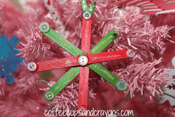 christmas ornaments popsicle sticks # 66