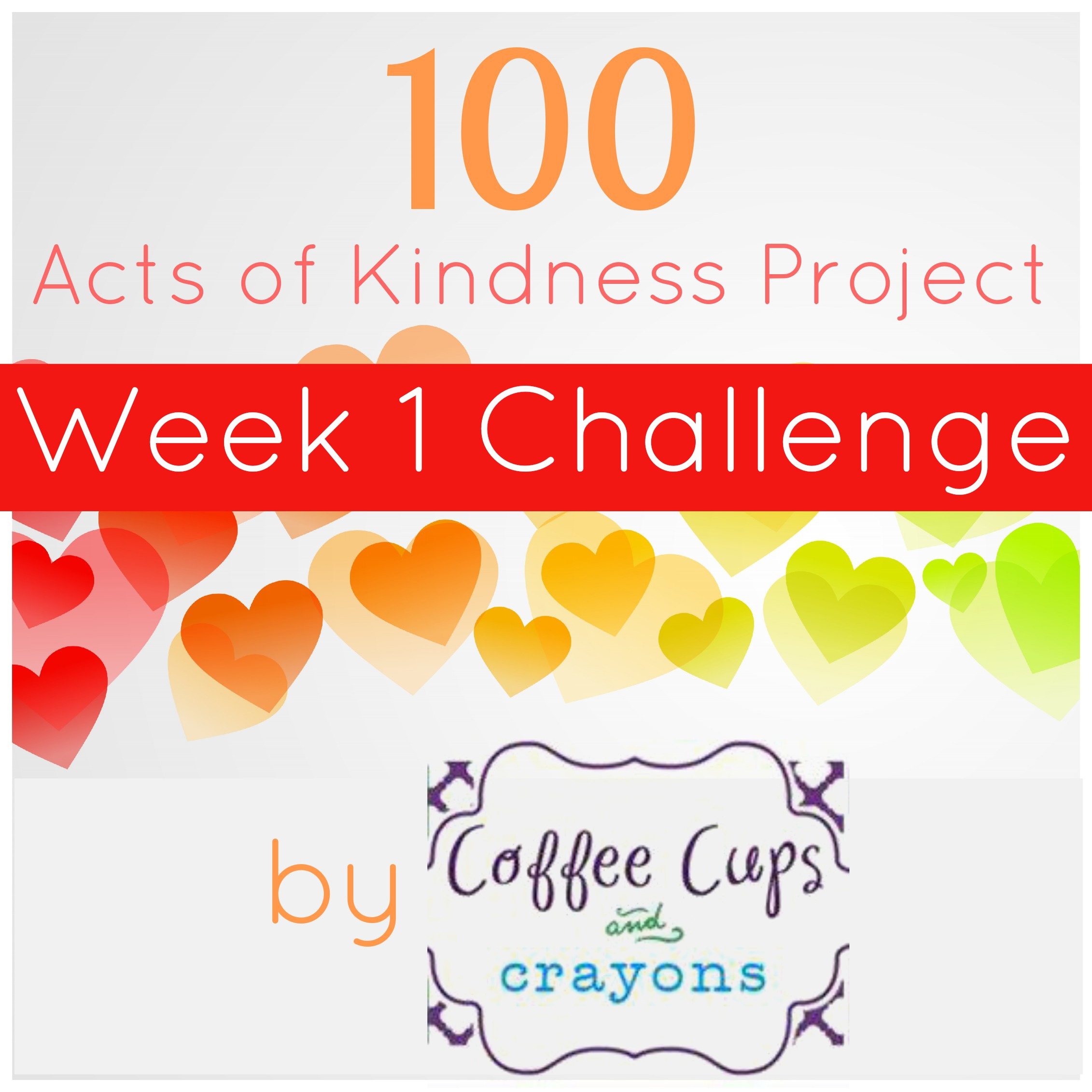 Kindness Challenge Love The Environment