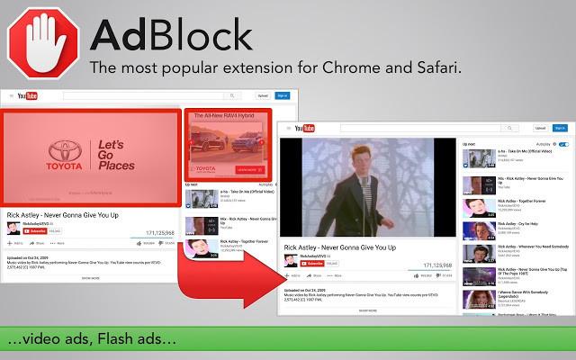 AdBlock Extension