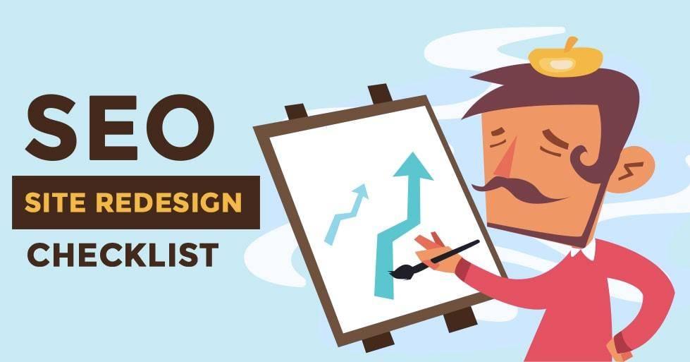 ultimate site redesign checklist