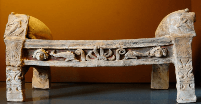Roman sofa