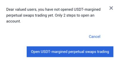 huobi margined swap