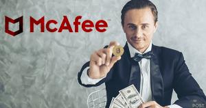 McAfee氏またも強気発言「上位10種の通貨は劇的な上昇を果たすだろう」