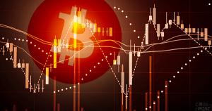 ビットコインが再度下落に傾き70万円を割る|専門家は2000ドルの下落も視野に底値を予想