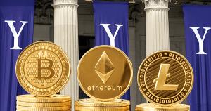 世界最高峰の米イェール大学:「仮想通貨におけるリスクとリターン」と題した論文を発表