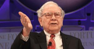 米富豪のバフェット氏、仮想通貨トロン財団CEOと会食へ 過去最高の5億円で落札