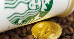「ビットコインをスタバで」実現は2020年頃? 仮想通貨決済導入に向けて開発に着手か|The Blockが報道