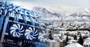 アイスランドでの仮想通貨マイニング、募る環境破壊への懸念