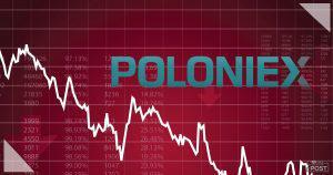 米Poloniexがアルトコイン9銘柄の米国取引を停止へ 通貨価格は反落