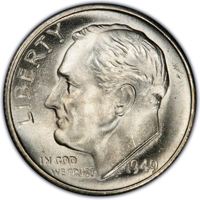 Silver Dime Value