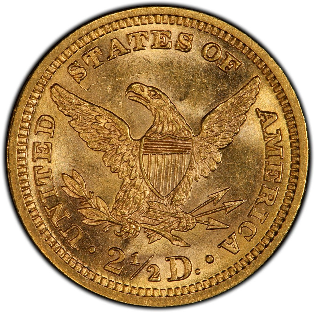 Liberty Head 2 50 Gold Quarter Eagle Coin Values And
