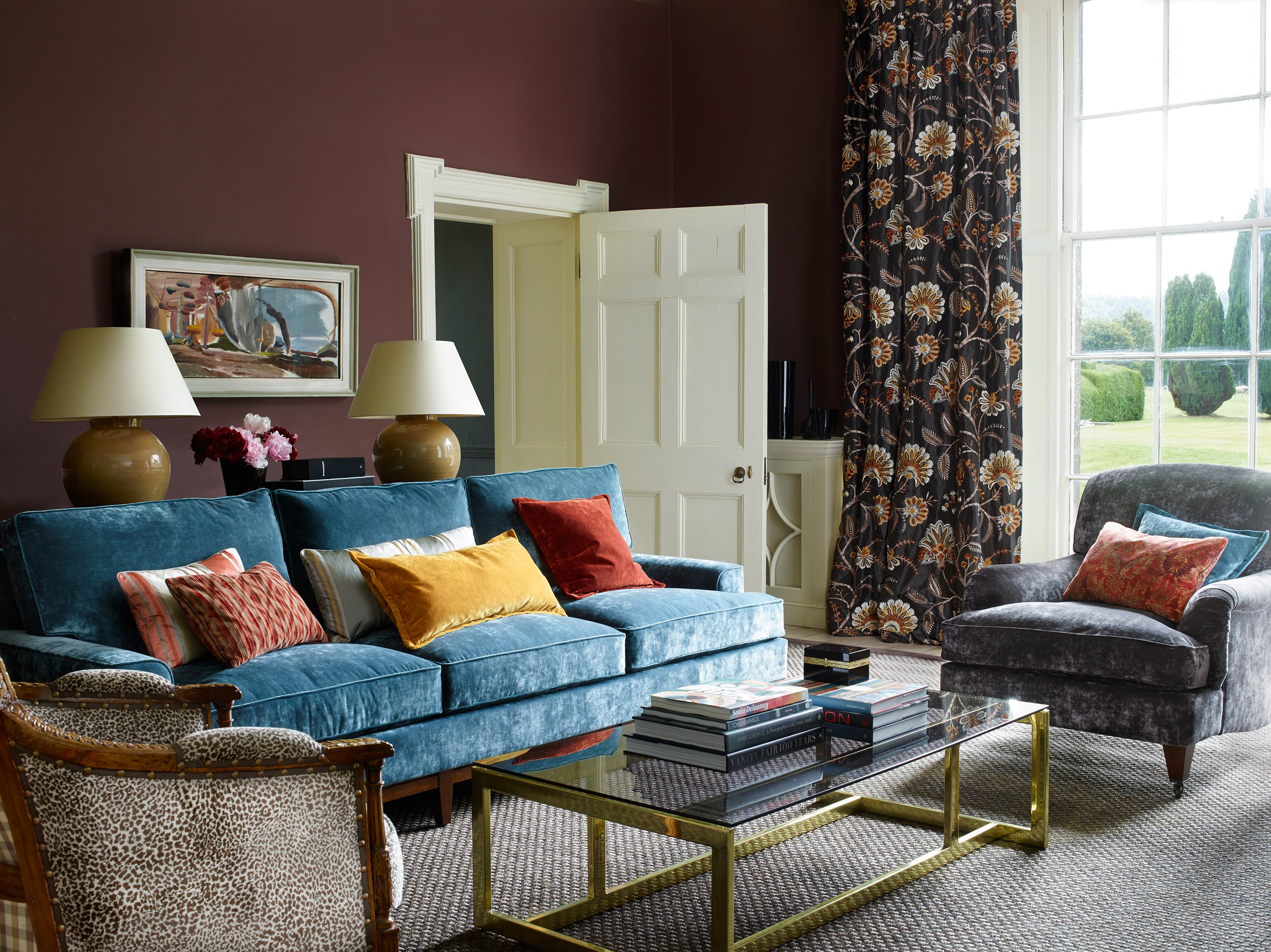 kingcome sofa sale very large sofas home colefax and fowler