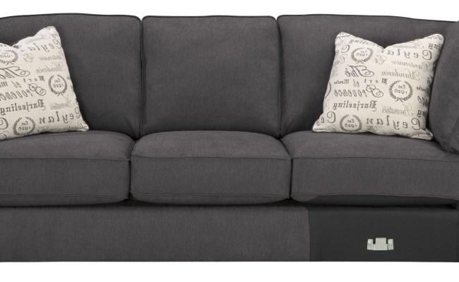 Alenya Charcoal Laf Sectional 16601 55 67 Ashley Furniture