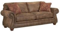 Laramie Queen Sleeper Sofa With 11 Inch Air Dream Mattress ...