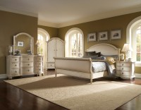 Provenance Upholstered Sleigh Bedroom Set from ART ...