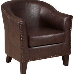 2 Accent Chairs Chair Covers For Dining Traditional Warm Brown Upholstered