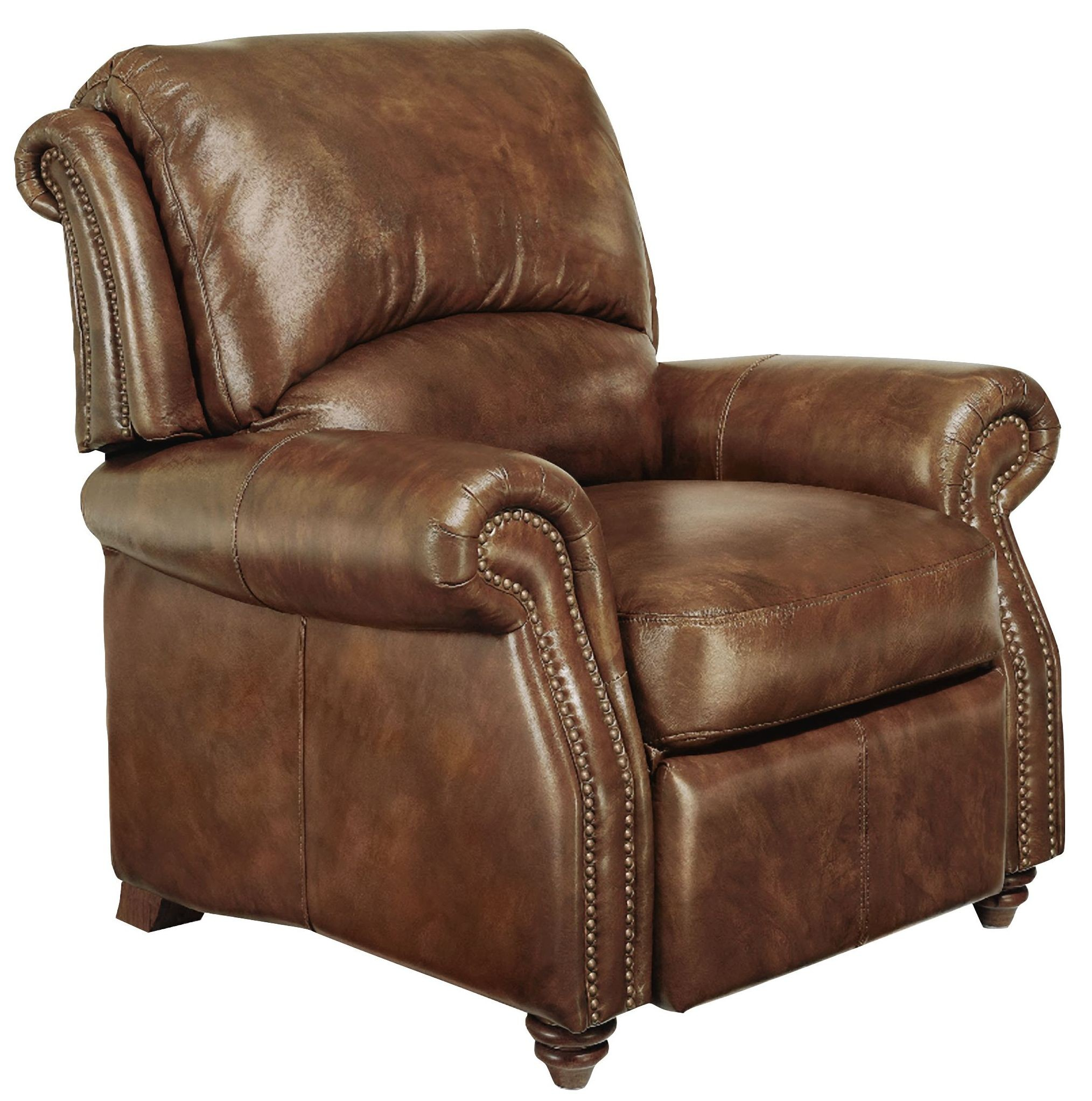 press back chair banquet cover presidential duplin pecan leather italia
