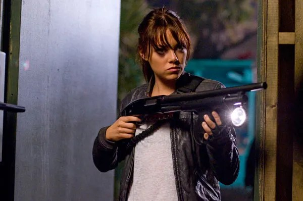 Image result for emma stone Zombieland