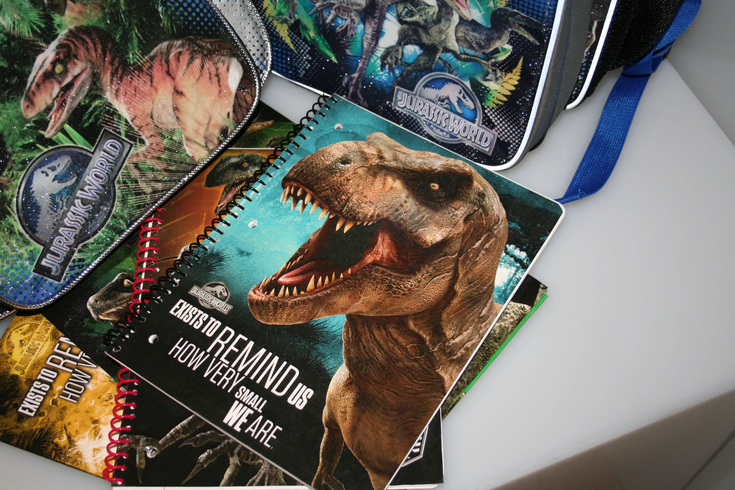 Jurassic World Merchandise Images from Universal at Toy