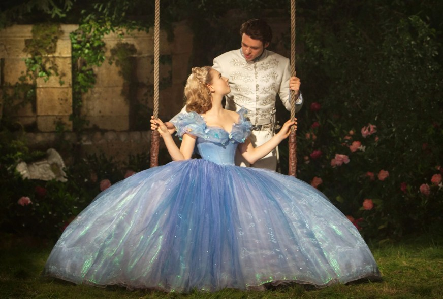 Richard Madden Talks Disney's 'Cinderella' and 'Romeo and ...