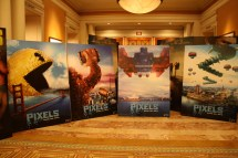 Cinemacon Posters Mad Max Poltergeist Ant-man