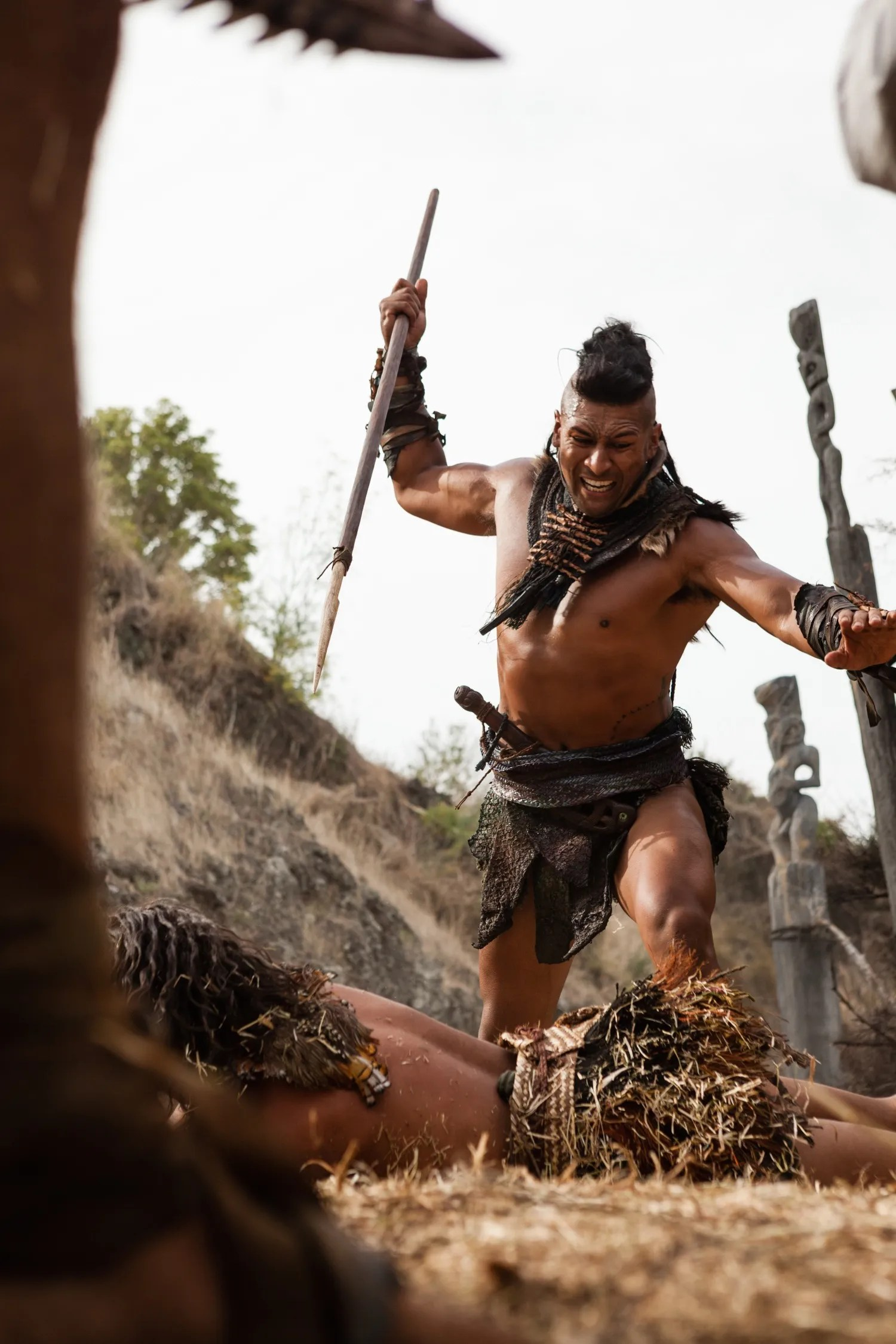 The Dead Lands Movie Images Revealed  Collider