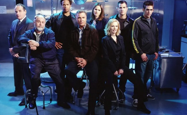 Csi Will End With A Tv Movie Collider