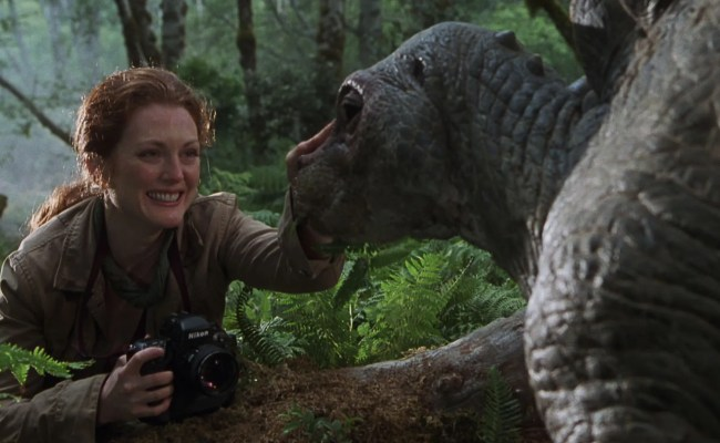 Jurassic Park 2 Revisited Hang On This Is Going To Be