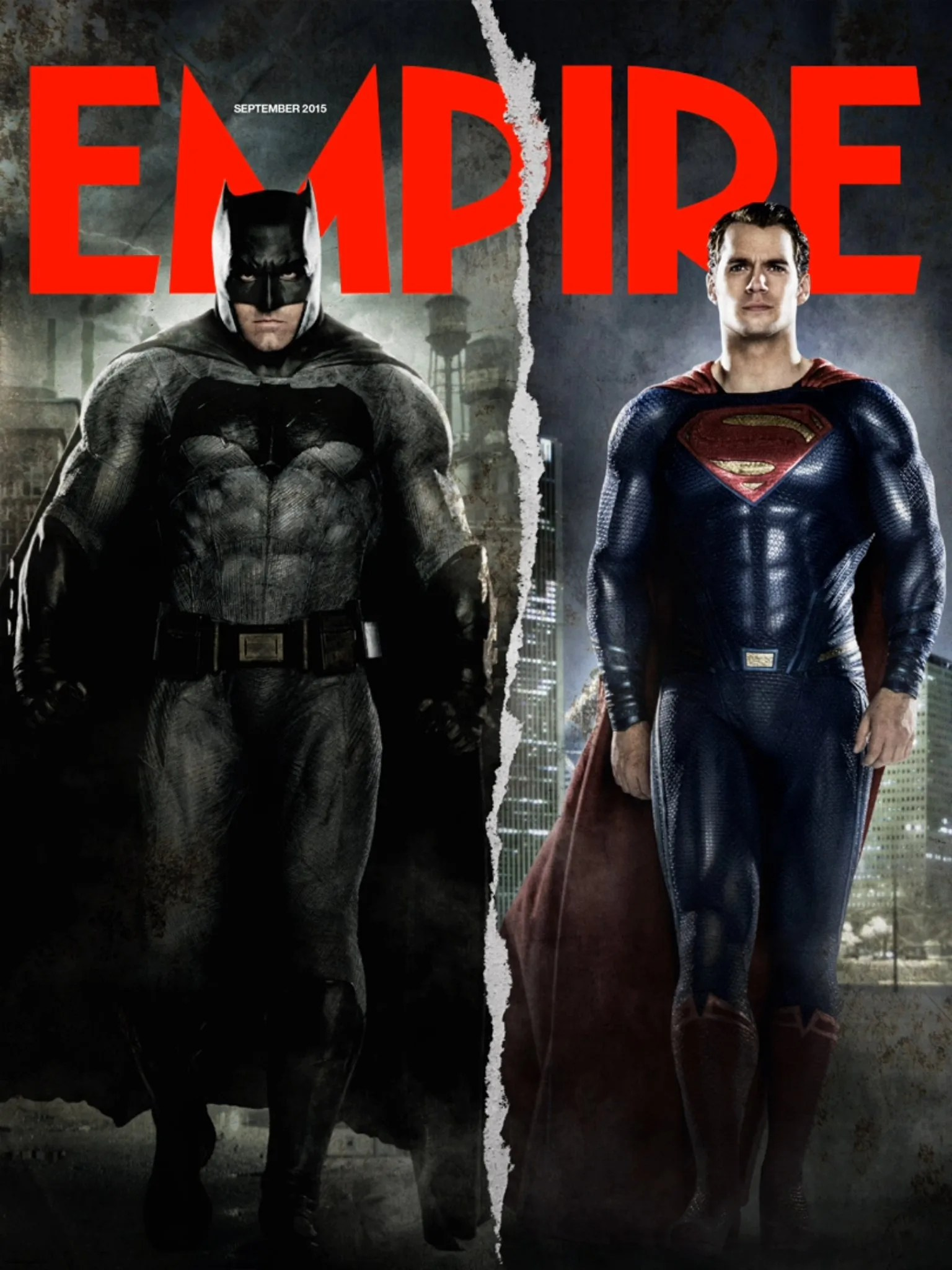 Batman Vs Superman Images Feature Bruce Wayne And Clark
