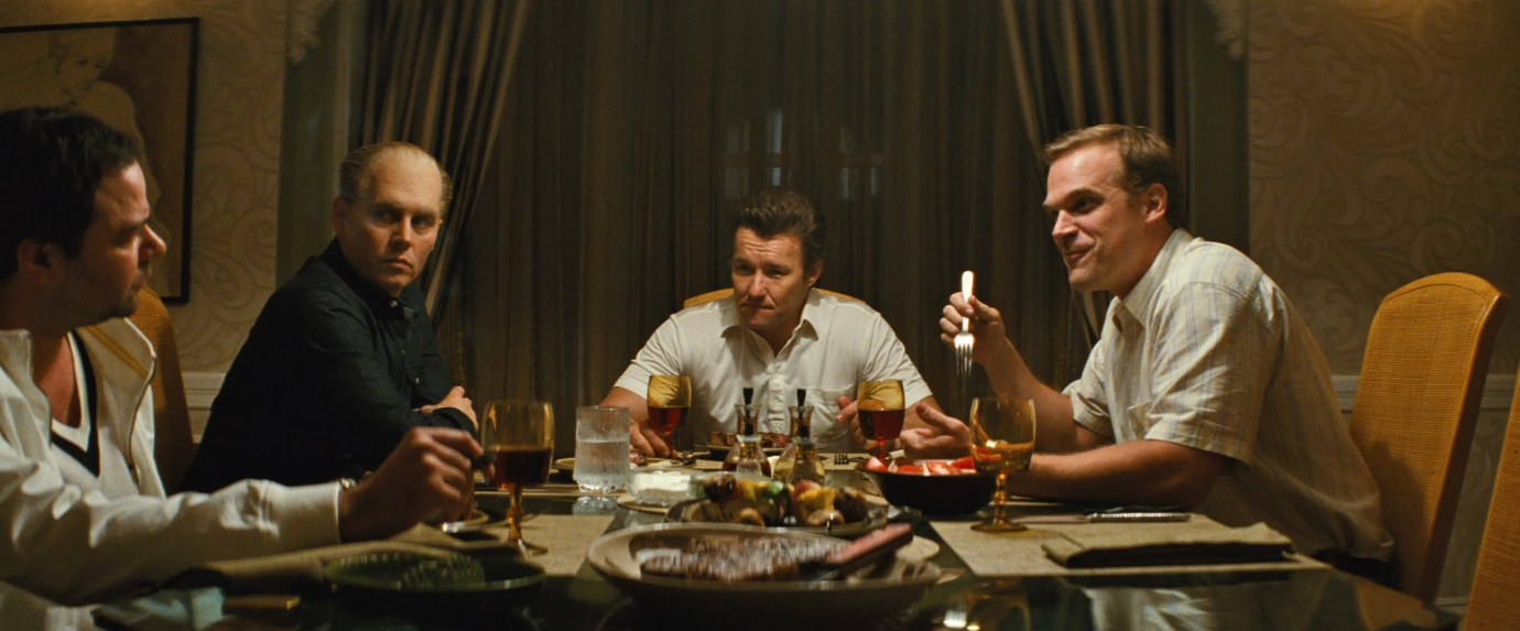 Black Mass Review: Johnny Depp Can't Save Mob Tale | Collider