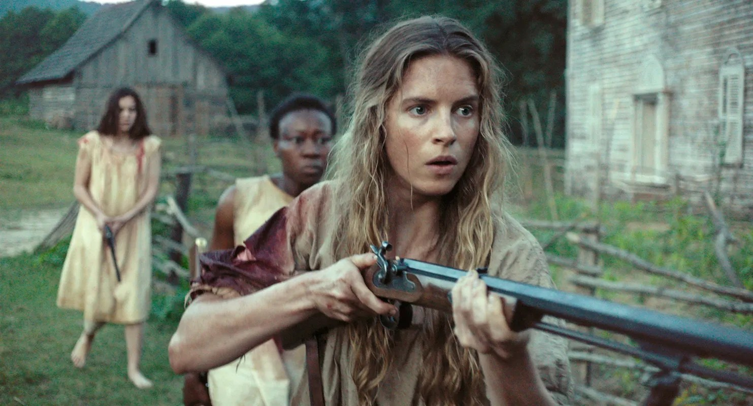 The Keeping Room Trailer with Brit Marling and Hailee Steinfeld  Collider