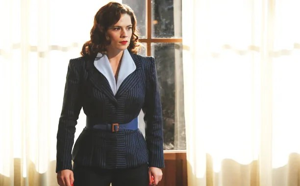 Agent Carter Hayley Atwell On Season 2 Dominic Cooper Collider
