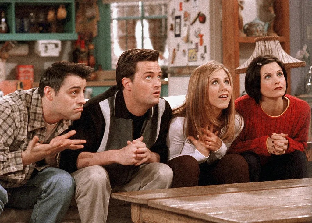 friends seasons ranked from